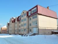 Берёзовский, улица Циолковского, дом 14. многоквартирный дом