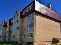 Берёзовский, улица Циолковского, дом 16. многоквартирный дом