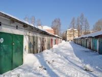 Берёзовский, улица Циолковского. гараж / автостоянка