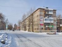 Берёзовский, улица Шиловская, дом 15. многоквартирный дом
