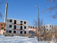 Берёзовский, улица Шиловская, дом 6А. многофункциональное здание