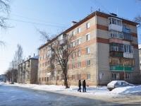Берёзовский, улица Шиловская, дом 8. многоквартирный дом