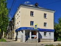 Берёзовский, улица Шиловская, дом 13. многоквартирный дом