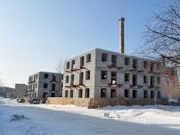 Берёзовский, Шиловская ул, строящееся здание