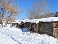 Берёзовский, Чкалова переулок. хозяйственный корпус