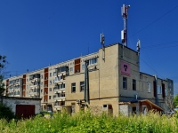 Берёзовский, улица Маяковского, дом 3. многоквартирный дом