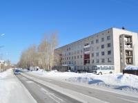 Берёзовский, улица Мира, дом 7. общежитие Профи, Березовского техникума