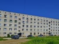 Берёзовский, улица Мира, дом 3. многоквартирный дом