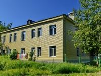 Берёзовский, улица Больничный городок, дом 1. многоквартирный дом