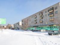 Берёзовский, улица Гагарина, дом 10. многоквартирный дом