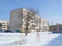 Берёзовский, улица Гагарина, дом 10А. многоквартирный дом