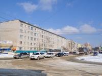 Берёзовский, улица Гагарина, дом 5. многоквартирный дом