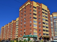 Берёзовский, улица Спортивная, дом 8. многоквартирный дом