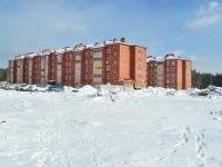 Берёзовский, улица Спортивная, дом 20. многоквартирный дом