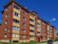 Берёзовский, улица Спортивная, дом 22. многоквартирный дом