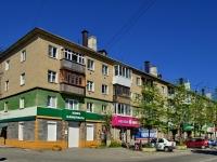 Берёзовский, улица Анучина, дом 3. многоквартирный дом
