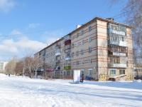 Берёзовский, улица Анучина, дом 4. многоквартирный дом