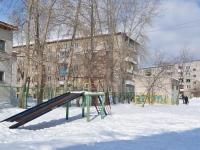 Берёзовский, улица Анучина. хозяйственный корпус