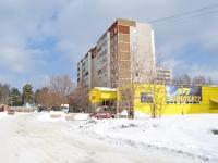 Берёзовский, улица Брусницына, дом 3. многоквартирный дом