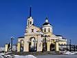Religious building of Verkhnyaya Pyshma