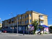 Верхняя Пышма, Успенский проспект, дом 34. многоквартирный дом