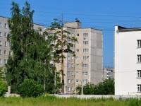 Верхняя Пышма, Успенский проспект, дом 50В. многоквартирный дом