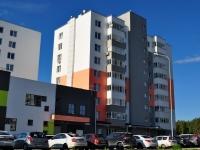 Верхняя Пышма, улица Мальцева, дом 6. многоквартирный дом