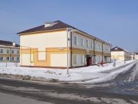 Verkhnyaya Pyshma, Aleksandr Kozitsyn st, 房屋 19. 公寓楼