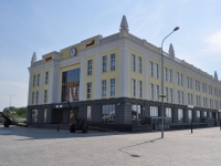 улица Александра Козицына, дом 2. музей Боевая слава Урала, музей военной техники