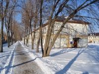 Verkhnyaya Pyshma, Krasnoarmeyskaya st, house 2. Apartment house