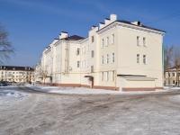 Верхняя Пышма, улица Красноармейская, дом 3. многоквартирный дом