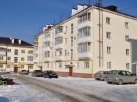 Verkhnyaya Pyshma, Krasnoarmeyskaya st, house 5. Apartment house