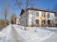 Verkhnyaya Pyshma, Krasnoarmeyskaya st, house 10. Apartment house