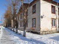 Verkhnyaya Pyshma, Krasnoarmeyskaya st, house 12. Apartment house