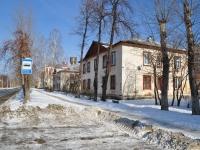Verkhnyaya Pyshma, Krasnoarmeyskaya st, 房屋 14. 公寓楼