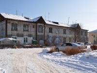 Verkhnyaya Pyshma, Krasnoarmeyskaya st, house 15. Apartment house