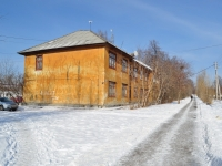 Verkhnyaya Pyshma, Krasnoarmeyskaya st, house 17. Apartment house