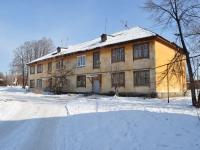 Verkhnyaya Pyshma, Krasnoarmeyskaya st, house 23. Apartment house