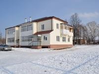 Verkhnyaya Pyshma, Oktyabrskaya st, house 1В. Apartment house