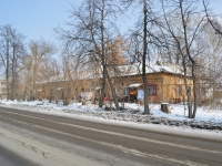 Verkhnyaya Pyshma, Oktyabrskaya st, house 8. Apartment house