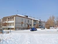 Verkhnyaya Pyshma, Oktyabrskaya st, house 10. Apartment house