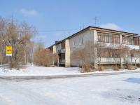 Верхняя Пышма, улица Октябрьская, дом 10. многоквартирный дом