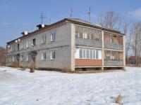 Verkhnyaya Pyshma, Oktyabrskaya st, house 12. Apartment house