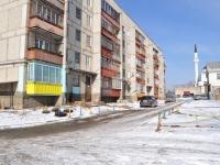 Verkhnyaya Pyshma, Oktyabrskaya st, house 24. Apartment house