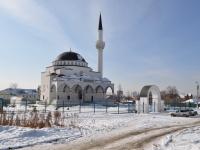 Верхняя Пышма, улица Октябрьская, дом 26. мечеть МЕДНАЯ МЕЧЕТЬ ИМЕНИ ИМАМА ИСМАИЛА АЛЬ-БУХАРИ