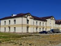 Верхняя Пышма, улица Октябрьская, дом 1. многоквартирный дом