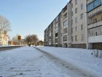 Verkhnyaya Pyshma, Ordzhonikidze st, house 5. Apartment house