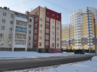 Verkhnyaya Pyshma, Ordzhonikidze st, house 7. Apartment house