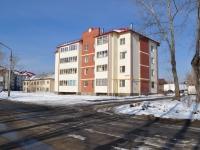 Верхняя Пышма, улица Орджоникидзе, дом 10. многоквартирный дом