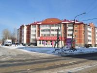 Верхняя Пышма, улица Орджоникидзе, дом 14. многоквартирный дом